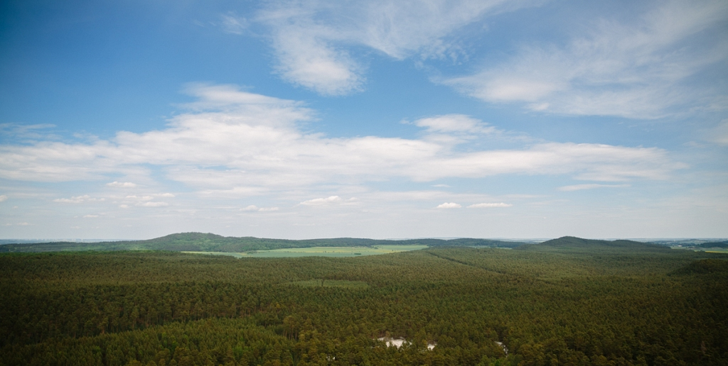 Overview Harz Panorama