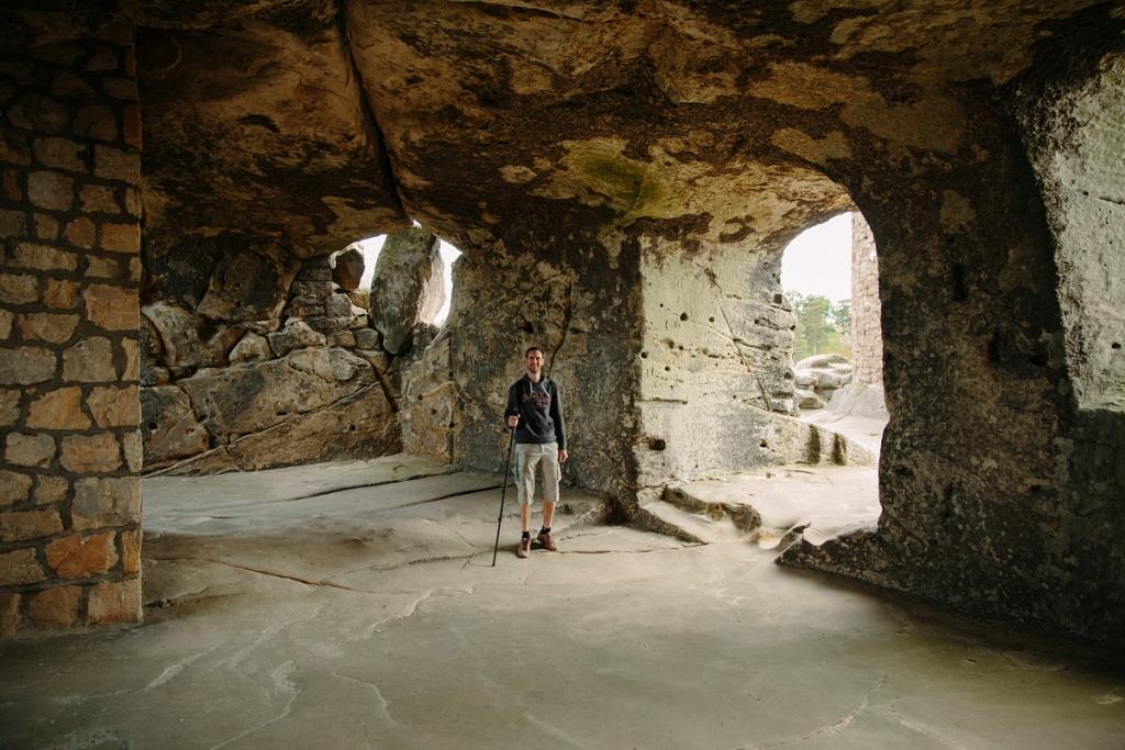 Höhle Harz