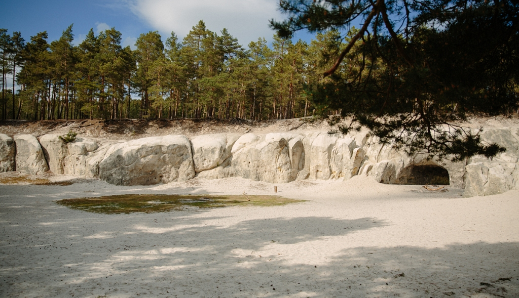 Harz Steinhöhlen